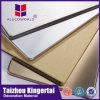El panel exterior del material de construcción ACP con precio de fábrica