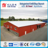 China Qingdao Highquality Low Cost Pre-Engineered Steel Largo-Span Structure Buildings para Angola Market