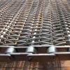 Nastro trasportatore guidato catena (acciaio inossidabile)