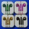 Colorear el auricular estéreo de Earbuds Earbuds con el Mic