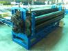 Machine ondulée de panneau de feuille de tuile mince à haute résistance de baril
