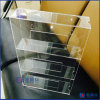 Acrylic Clear 4 Layer Shoes Shelf, Display