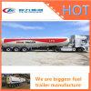 Öltanker-Rohöl-Becken-halb Schlussteil-Kraftstoff-/kraftstoff-Tanker-halb Schlussteil des Erdöl-45000L Stahl