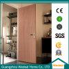 Porta de madeira interior aprontada da manufatura branco maioria para casas