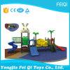 Série-Lapin animal du jouet du gosse extérieur de cour de jeu d'enfants de plastique neufs (FQ-YQ-00702)