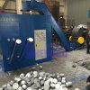 De Pers van de Briket van de Scherven van het aluminium met Dubbele Lossing