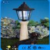 Poly éclairage solaire de festival de l'animal DEL de panneau solaire de silicium