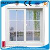 Grande fenêtre coulissante en aluminium avec maillage