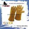 革靴の革産業溶接の安全作業手袋