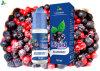 Líquido líquido da fábrica E E com sabor da uva-do-monte
