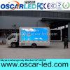 Media mobili LED del camion esterno che fanno pubblicità al segno dello schermo di visualizzazione
