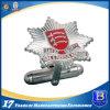 Изготовленный на заказ серебряный Cufflink с синтетической эмалью (ele-CL002)