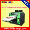 Stampante di trasferimento del plastisol di prezzi delle macchine di stampaggio di tessuti della maglietta A3