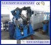 Máquina de extrudado de la comprobación de alta presión de la coextrusión de la Tri-Capa que hace espuma