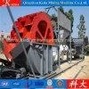 Lavatrice d'acciaio della sabbia della ruota idraulica di tre strati