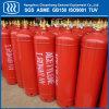 Cilindros de gás de alta pressão do acetileno