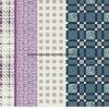 решетки Pigment&Disperse многократной цепи 100%Polyester напечатали ткань для комплекта постельных принадлежностей