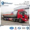 caminhão de tanque do transporte de 15t FAW 320HP LPG