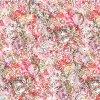 Tessuto di seta 100% della stampa di Digitahi del poliestere per vestiti (XF-0026)