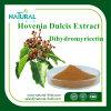 잔존물 Prevetion 플랜트 추출을%s Hovenia Dulcis 추출 Dihydromyricetin 20%