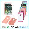 Caja rugosa híbrida a prueba de choques del teléfono de la capa dual para el iPhone 6 7 más