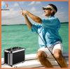 7 do  sistema subaquático da câmara de vídeo LCD HD, inventor dos peixes