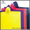 Облегченная желтая/пурпуровая/красная/голубая плащпалата дождя PVC водоустойчивая