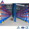 Cremalheiras Cantilever resistentes do armazenamento da madeira serrada da fábrica de China