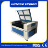 Máquina de corte a laser CNC para porta de madeira Metal Bambu de couro