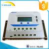 45A 12V/24V Sonnenkollektor-Regler mit Doppel-USB 2.4A Vs4524au