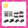 4 tipos de carros militares Cool Child Alloy Military Vehicles Toy