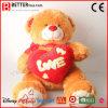 발렌타인 선물 박제 동물 장난감 곰 견면 벨벳 곰 장난감