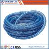 Manguito espiral flexible amarillo/azul/rojo/del verde del PVC de la bomba del agua de la succión