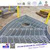 Rejilla de acero galvanizado de alta calidad con bajo costo