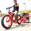 Bicicleta eléctrica del neumático gordo para el hombre