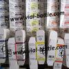 Rectángulo y escrituras de la etiqueta del frasco de Alphagen 10ml