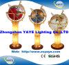 Yaye 18地球のサイズの熱い販売法の照明宝石用原石の地球: 330mm/450mm/550mm/650mm