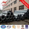 ASTM A123 Sicherheitsfaktor 1.5 achteckiger Stahlpole rund