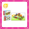 Het onderwijs Stuk speelgoed van de Trein van het Spoor van de Blokken van het Speelgoed Grappige Specifieke voor Kind