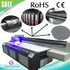 Impresora de inyección de tinta ULTRAVIOLETA para el vidrio/cuero/azulejos