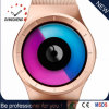 Wristwatch Squartz способа сплава с планкой сетки нержавеющей стали, Timepiece