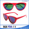 Красный цвет конструкции нового промотирования милый ягнится солнечные очки Revo