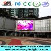 Afficheur LED visuel polychrome de la publicité extérieure de l'écran P10