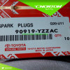 для свечи зажигания частей 90919-Yzzac Denso Тойота неподдельной стандартной # Q20-U11