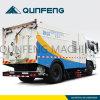 Camion de balayage et de lavage de route