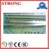 Hochziehen Aufbau-der elektrischen Zahnstangentrieb-Gang-Zahnstange M1~M10