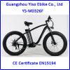 Myatuは4.0の脂肪タイヤが付いている自転車の巡洋艦の脂肪質のバイクにモーターを備えた