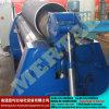 Máquina de rolamento simétrica hidráulica da placa de três rolos Mclw11nc-22*2300, máquina de dobra