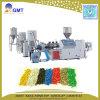 Plastiek die Korreling recycleren die van de Biomassa van pvc WPC de Houten Machine maken