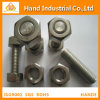 Tornillo Rod roscado M52X1mt de ASME A193 B8 B8m